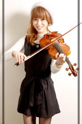 岡部磨知のバイオリンの値段は?鼻や水着のカップのかわいい画像!【ナカイの窓】