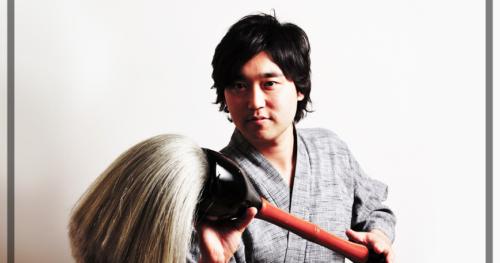 【つぶれない店】書道家・武田双雲の年収や下手すぎと噂?嫁や家族が話題