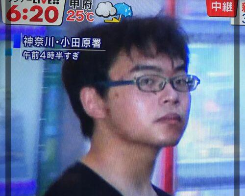 新幹線斧通り魔事件犯人・小島一朗の顔画像!動機や計画、学歴は?