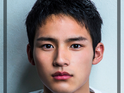 (動画・画像)岡田健史の始球式や野球部時代がイケメン!家族構成に兄弟はいるの?