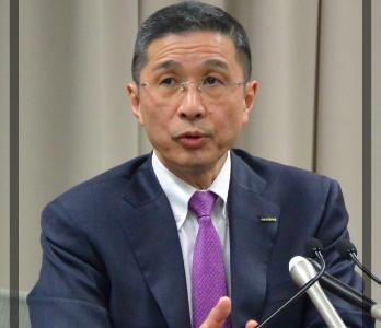日産カルロス・ゴーン逮捕の会見で西川廣人社長が英語で対応?経歴がエリートすぎると話題!