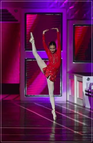 深いい出演のスカイボークが日本人でハーフ!バレエ姿と両親が話題!