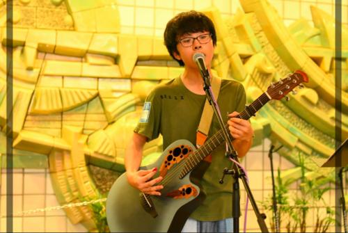 崎山蒼志の声の出し方や使っているギターは何?ライブはどこでやってる?