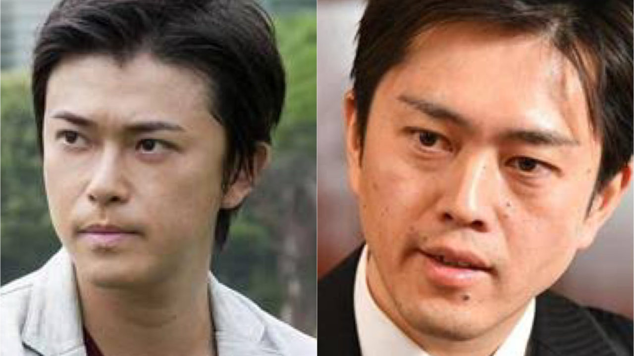 似てる 吉村知事